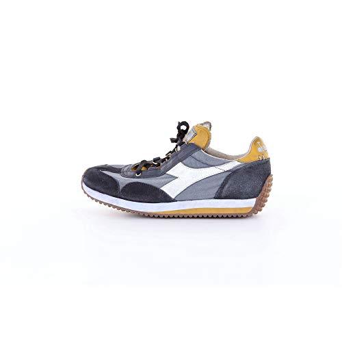 Diadora Heritage Schuh Sneaker Unisex Team H Dirty Stone WASH EVO Flint Stone - 40