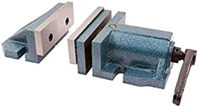 HHIP 3900-1728 2 Piece Quick Clamp Mill Vise, 8