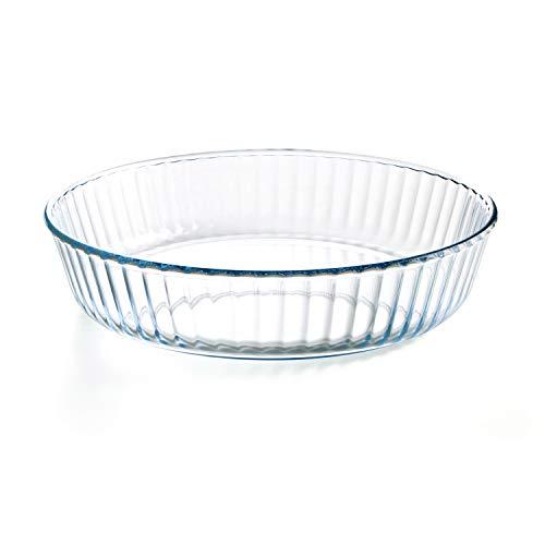 Ô Cuisine – Backform wellig 26 cm grau