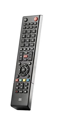 One For All Toshiba TV Fernbedienung - Funktioniert mit ALLEN Toshiba TV / Smart TV - die ideale TV-Ersatzfernbedienung - URC1919