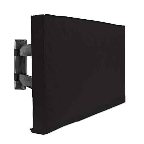YWSZY Funda TV de Exterior Outdoor Resistente a la intemperie a prueba de polvo al aire libre TV cubierta 32  36  40  46  50  55  60  65  proteger la pantalla de TV del patio del jardín de TV Cubierta