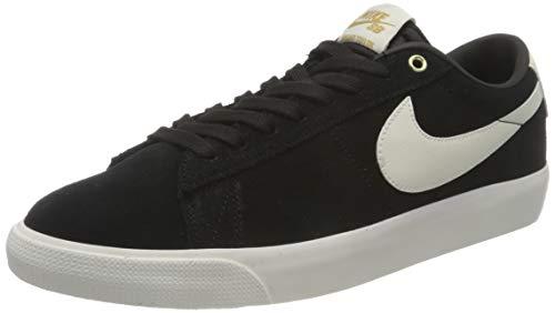 Nike SB Zoom Blazer Low GT, Scarpe da Fitness Unisex-Adulto, Nero (Black/Sail 001), 40 EU