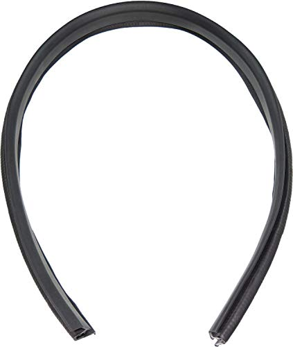 APDTY 139947 Side Sliding Door Lower Weatherstrip Rubber Seal Mounts On Body Between Carpet And Door Sill Fits 2005-2010 Honda Odyssey Left or Right (Replaces 72828-SHJ-A02, 72828SHJA02)
