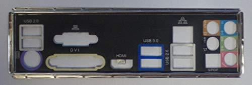 ASRock Z68 Pro3 Gen3 Blende - Slotblech - IO Shield #32199