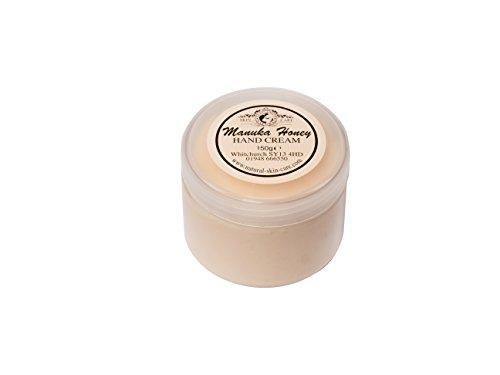 Crème Mains Miel de Manuka 150g. Fabriqué par Elegance Natural Skin Care en Grande-Bretagne