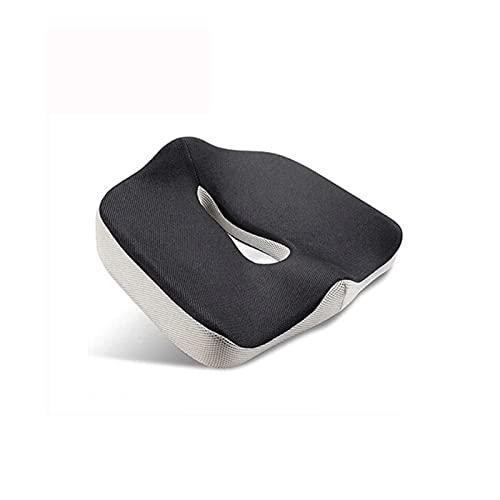 WGLL Hemorrhoid Tailbone Cushion – Seat Cushion Pain Relief for Coccyx, Prostate, Sciatica, Pelvic Floor, Pressure Sores, Pregnancy, Perineal Surgery, Postpartum, Hip Bursitis