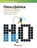 FÍSICA Y QUÍMICA FORMULACIÓN INOGÁNICA - 9788468086910