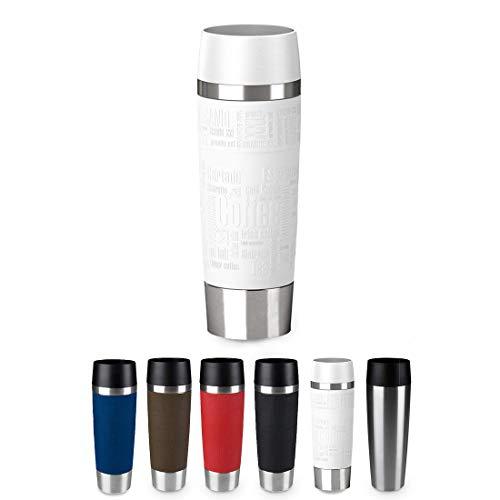 Emsa 515618 Travel Mug Standard Design Grande, thermobeker, per stuk verpakt (1 x 500 ml)