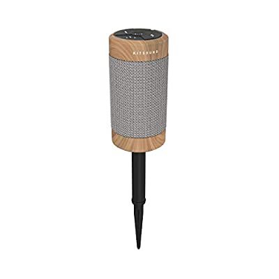 Kitsound Diggit 55 Bluetooth Speaker Brown from Kitsound