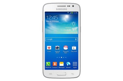 pas cher un bon Samsung Galaxy Core 4G Unlock 4G Smartphone (Écran: 4,5 pouces – 8 Go – Android) Blanc