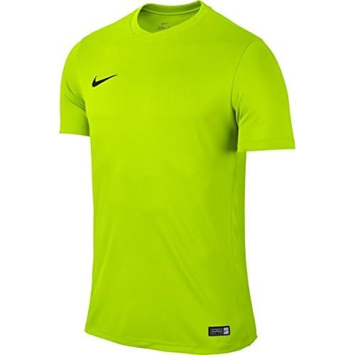 Nike Park VI, T-shirt, Uomo, Giallo, S