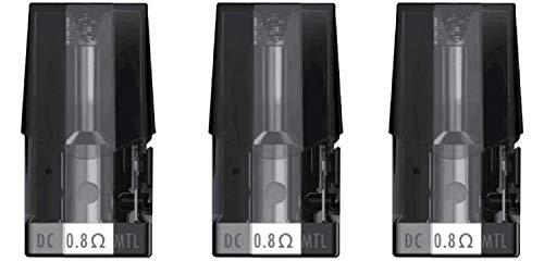 SMOK Nfix Capsula di ricambio Pod 3ml Cartuccia compatibile con il kit NFIX (3 Pz.)