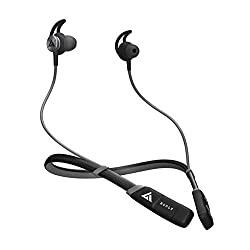 Boult Audio ProBass CurvePro Neckband in-Ear Wireless Earphones with 12H Battery Life & Fast Charging, Vibration for Call Alert, IPX5 Sweatproof Headphones in-Built Microphone (Grey),Exotic Mile,ProBassCurvePro