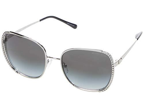 Michael Kors MK1090 Amsterdam Silver/Grey Gradient One Size