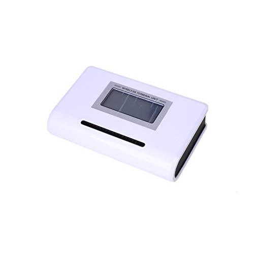 MMD 3G WCDMA2100Mhz inalámbrico Fijo FWT Terminal UMTS con Pantalla LCD for conectar el teléfono de Escritorio for Hacer Llamadas de teléfono