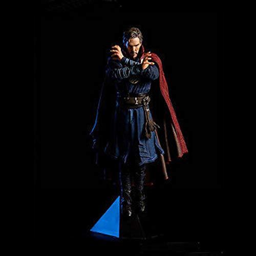XYQ Marvel Avengers 3 Doctor Extraño Dr. Extraño Personaje Estatua Juguete Animado De La Historieta Modelo Decoración 22CM