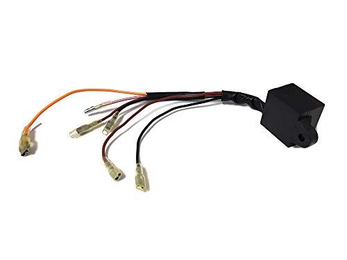 Para CDI Caja Ignition bobina Ignitor Assy Para Yamaha ET950 ET650 ET 950 ET 650 650 W 950 W Generador Motor Motor