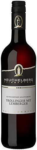 Württemberger Wein Schwaigerner Grafenberg Trollinger mit Lemberger QW (1 x 0.75 l)