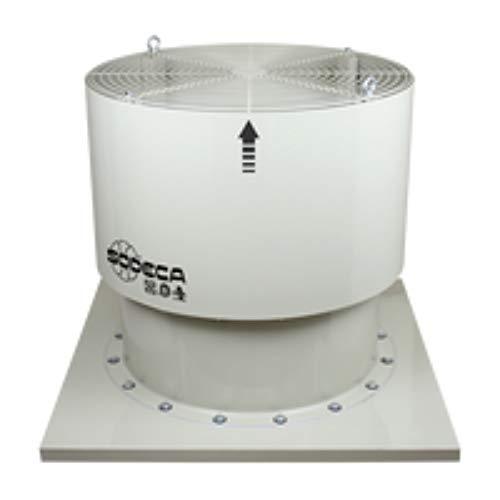 Sodeca 1130817 Extractor ventilación, Blanco