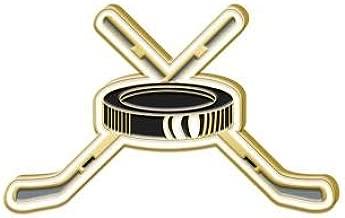 hockey award pins