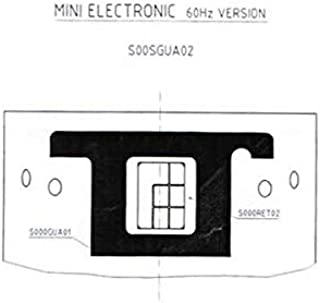 Mazzer Mini E Doser Anti-Static Filter Mesh Screen with Gasket