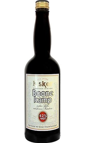 Kisker Boonekamp Bitter 0,7 L