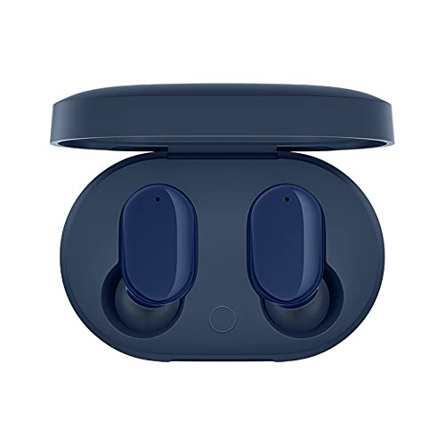 Fone de Ouvido Xiaomi Redmi AirDots 3 Bluetooth 5.2 + Case de proteção + Mosquetão