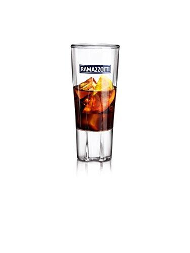 Ramazzotti Amaro – Der italienische Digestif mit 33 verschiedenen Kräutern – Absacker mit perfekter bittersüßen Note – 1 x 0,7 L - 6