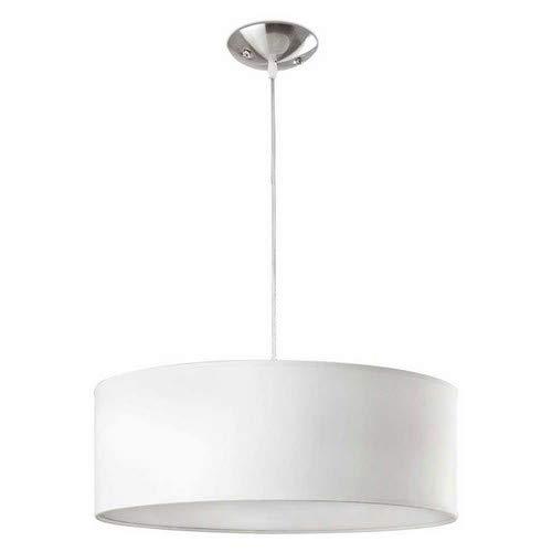 FARO BARCELONA 68284 Seven Lampe Suspension Blanc Ø50