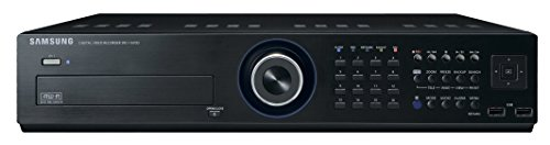 SRD-1670DC 1TB Samsung Techwin, Digitaler Video Rekorder, 16-Kanal, H.264, 400fps, 704x576, DVD-R, 1TB, COAX