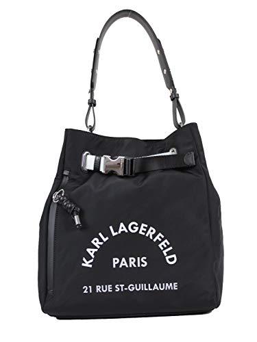 KARL LAGERFELD 201W3079 dames handtas zwart