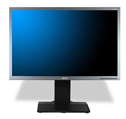 B223W Monitor | 22 Zoll / 55,90 cm | TFT Monitor Flachbildschirm | 1680 x 1050 | 2500:1 (dynamisch) | 300cd/m² | 5ms | VGA und DVI | interne Lautsprecher (Generalüberholt)