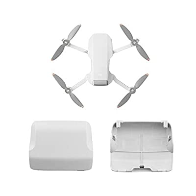DJFEI Mavic Mini 2 Battery Cover, Battery Cover Frame Shell Repair Part for DJI Mavic Mini 2 Drone