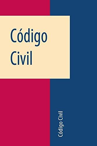 Código Civil 2016