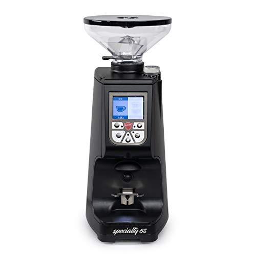 Eureka Atom Espresso Grinder (65mm, Black)