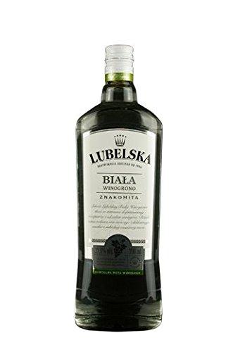 Lubelska Weintraubenwodka | Polnischer Wodka aus Weintrauben | 0,7 Liter, 37,5{af8818d3380875f9bd82c9ac9b539bc614c3a4307bbf477c085dca29f713bc90}