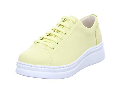 Camper Damen Runner Up Sneaker, Gelb(Lt/Pastel Yellow 740), 39 EU