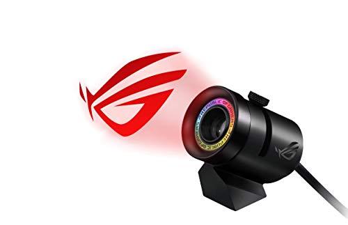 ASUS ROG Spotlight USBロゴプロジェクター、オーラシンクロRGB LED ROG SPOTLIGHT