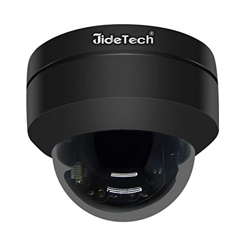 PTZ POE 5MP Sicherheit IP Kamera Mini Dome Überwachung High-Speed H.265 Kamera wasserdichte IR Nachtsicht Unterstützung 4X Optischer Zoom SD-Kartensteckplatz Zwei Möglichkeiten Audio (Extern)