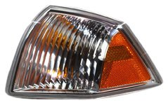 TYC 18-6048-01 Jeep Compass Front Driver Side Replacement Parking/Signal Lamp Assembly