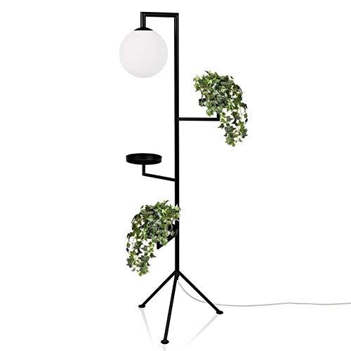 Astroria – vloerlamp Tripod met vloeren, zwart, hoogte 153 cm – vloerlamp globen Lighting Design van Anna Landerholm
