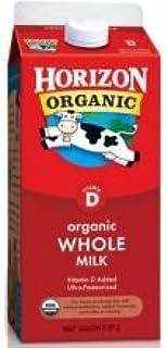Horizon Organic Whole Milk, 64 Ounce -- 6 per case.