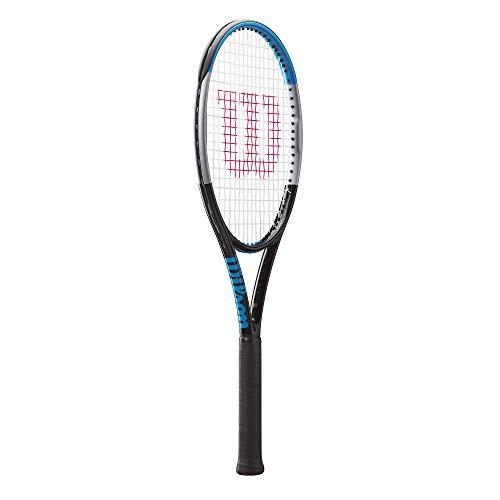 Wilson(ウイルソン)硬式テニスラケット[フレームのみ]ULTRATOUR100CVV3.0グリップサイズ3ブルー/シルバー/ブラックWR038511S3