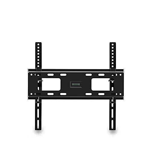 Movemoot Soporte para TV, inclinable, giratorio, articulado en esquina para televisores planos y curvos de 32 a 65 pulgadas, soporta hasta 50 kg, VESA 400 x 400 mm con nivel de burbuja
