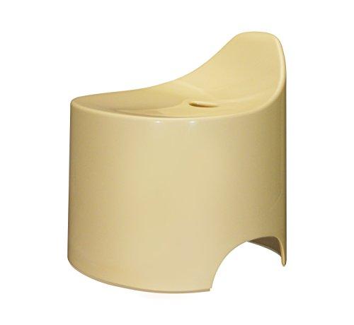 シンカテック 風呂椅子 デュロー バススツール N アイボリー Drp-iV