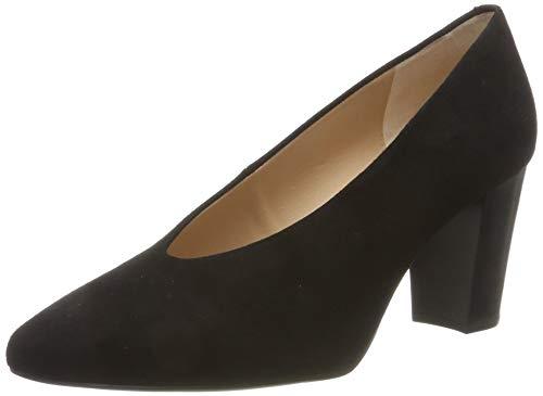 Unisa Niels_KS, Zapatos de Tacón Mujer, Negro (Black Black), 38 EU