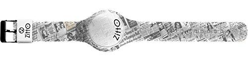 Orologio ZITTO piccolo a led con cinturino in silicone Limited Edition GOODNEWS P