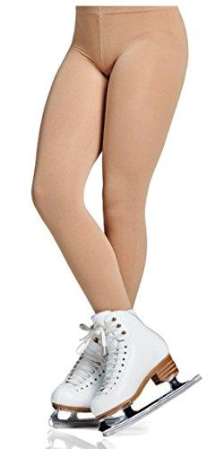 Strumpfhosen mit Fuß zum Skaten (L/XL)