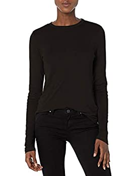 Michael Stars Women s T-Shirt Black One Size