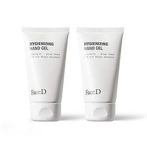Face D Face D – Kit Igienizzante Mani 2 X 75Ml – 80 g